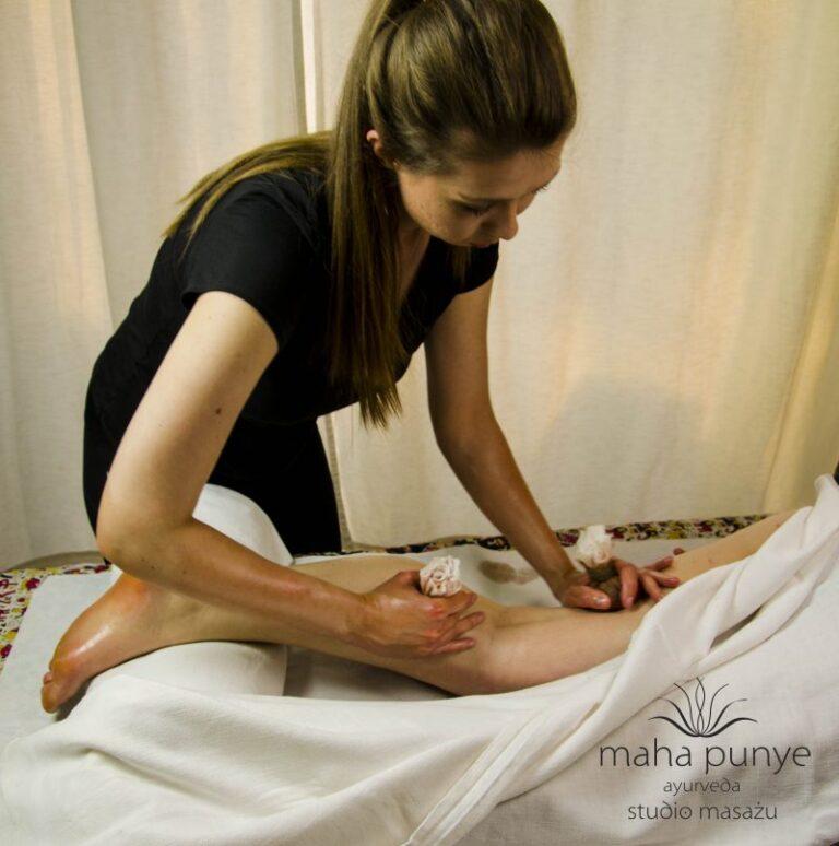 Salon masażu w Krakowie, czyli sposób na relaks w mieście