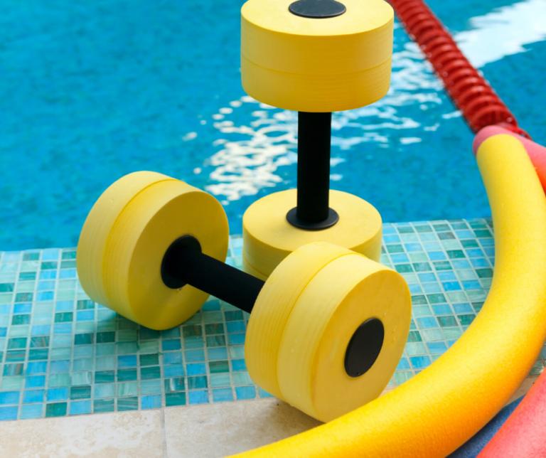 Aqua aerobik nie tylko dla starszych pań