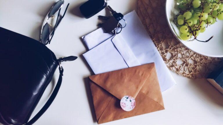 Sprawdź pocztę!